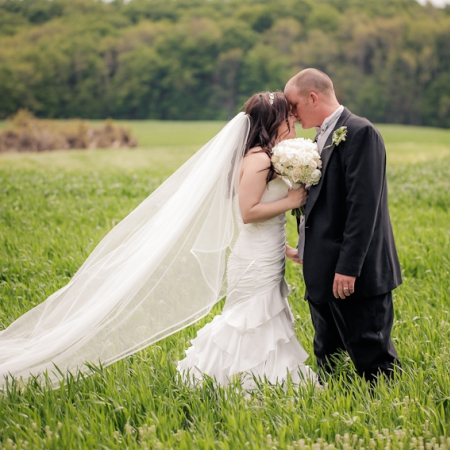 Meagan and Troy: May thee wed Wedding