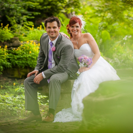 Ben and Sarah: quantity and quality Wedding