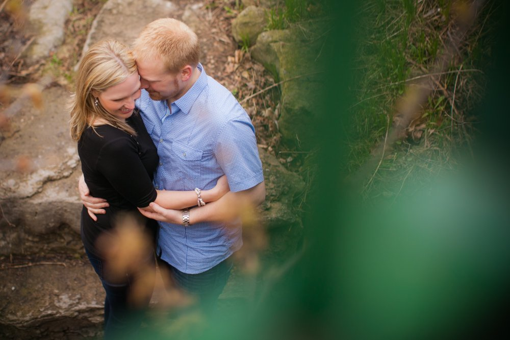 JF Hannigan Photography Engagement Session: Ashley and Paul: running from raindrops 8