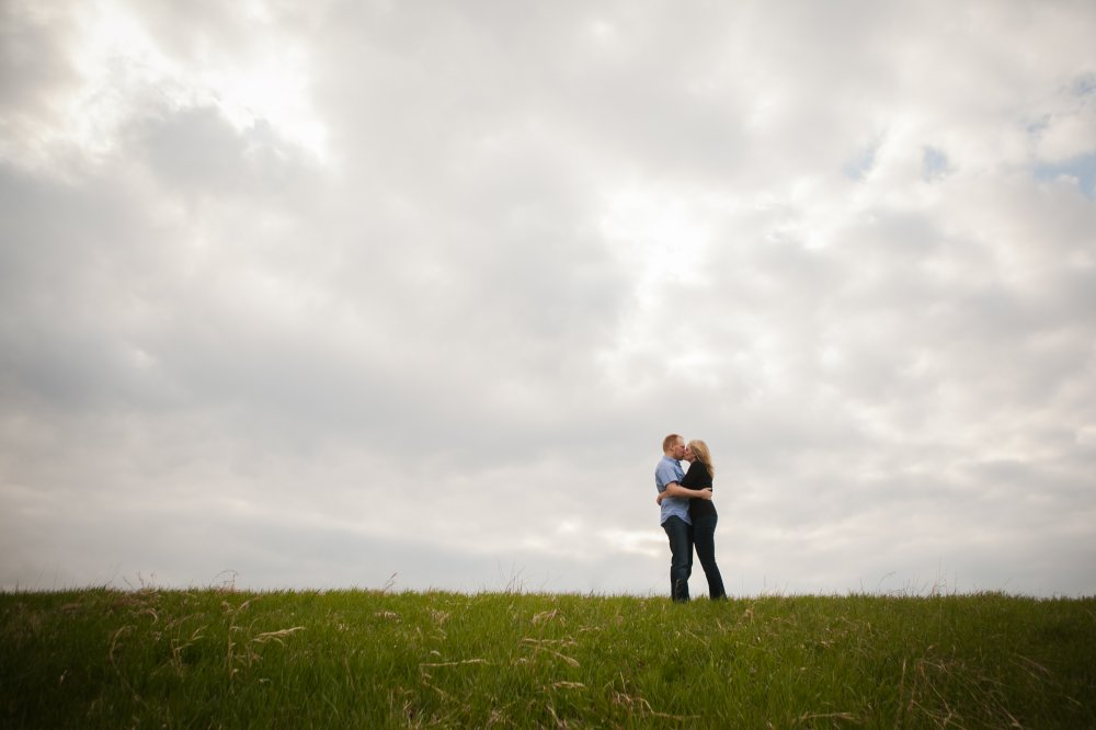 JF Hannigan Photography Engagement Session: Ashley and Paul: running from raindrops 10