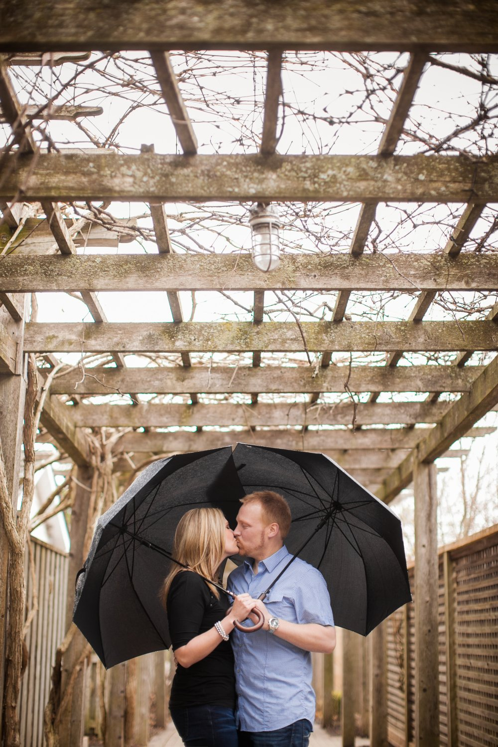 JF Hannigan Photography Engagement Session: Ashley and Paul: running from raindrops 6