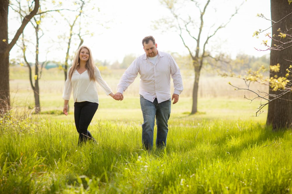 JF Hannigan Photography Engagement Session: Amanda and Matt: elegant farming 10