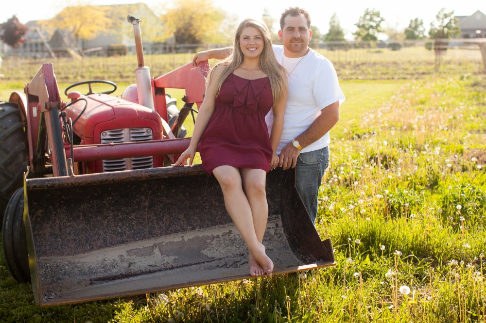 JF Hannigan Photography Engagement Session: Amanda and Matt: elegant farming 12