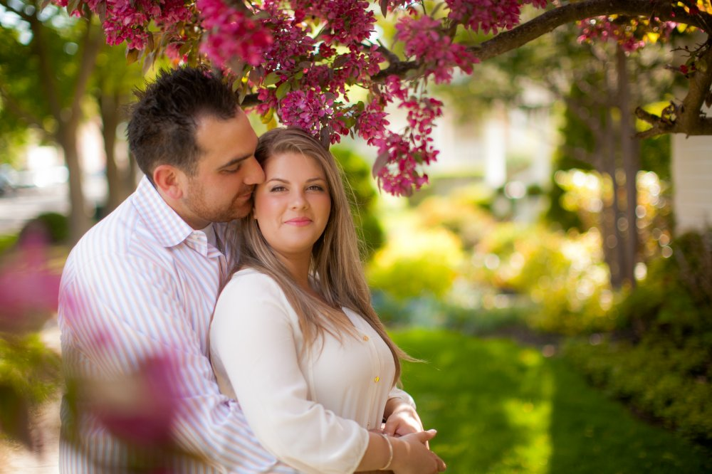 JF Hannigan Photography Engagement Session: Amanda and Matt: elegant farming 5
