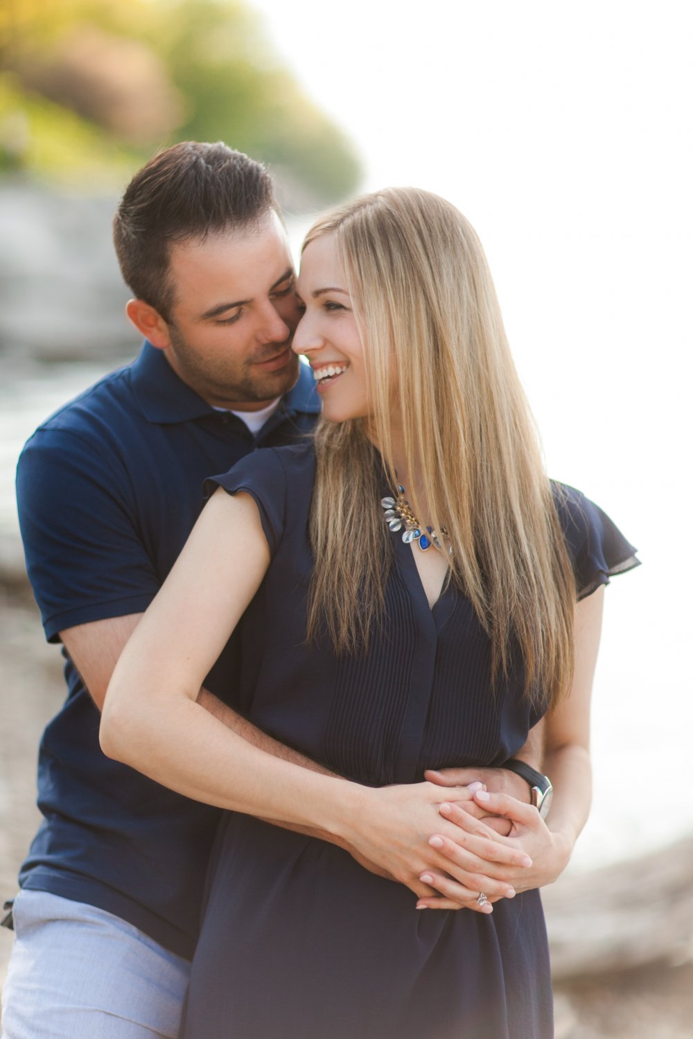 JF Hannigan Photography Engagement Session: Adriana and Matt: lilacs and sunsets 7