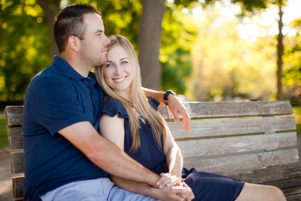 JF Hannigan Photography Engagement Session: Adriana and Matt: lilacs and sunsets 2