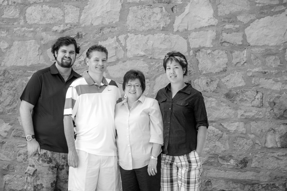 JF Hannigan Photography Portrait Session: The Knechtel Family 3
