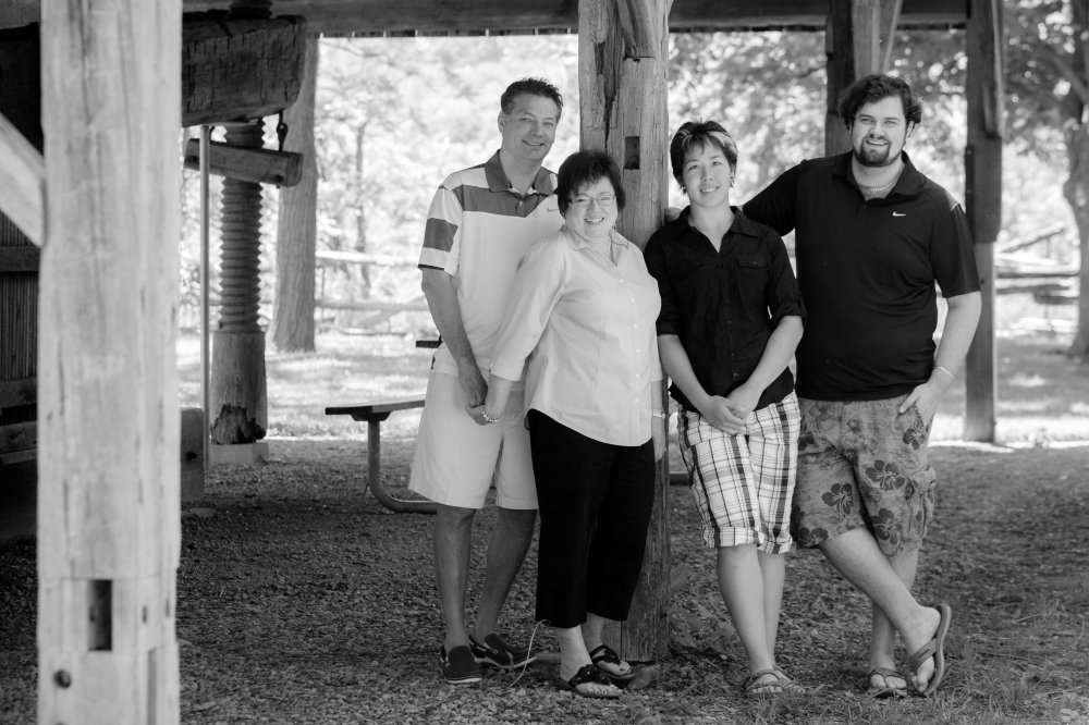 JF Hannigan Photography Portrait Session: The Knechtel Family 4