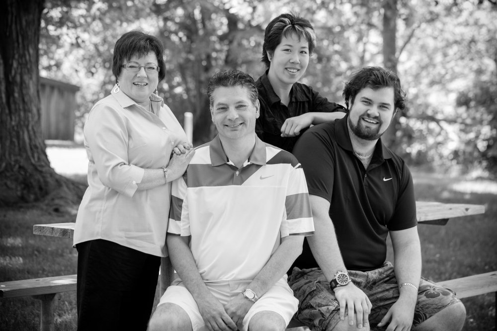 JF Hannigan Photography Portrait Session: The Knechtel Family 1