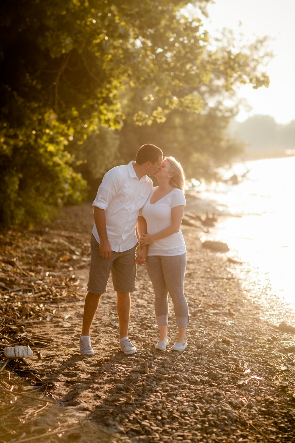 JF Hannigan Photography Engagement Session: Emily and Josh: a walk in the parks 16