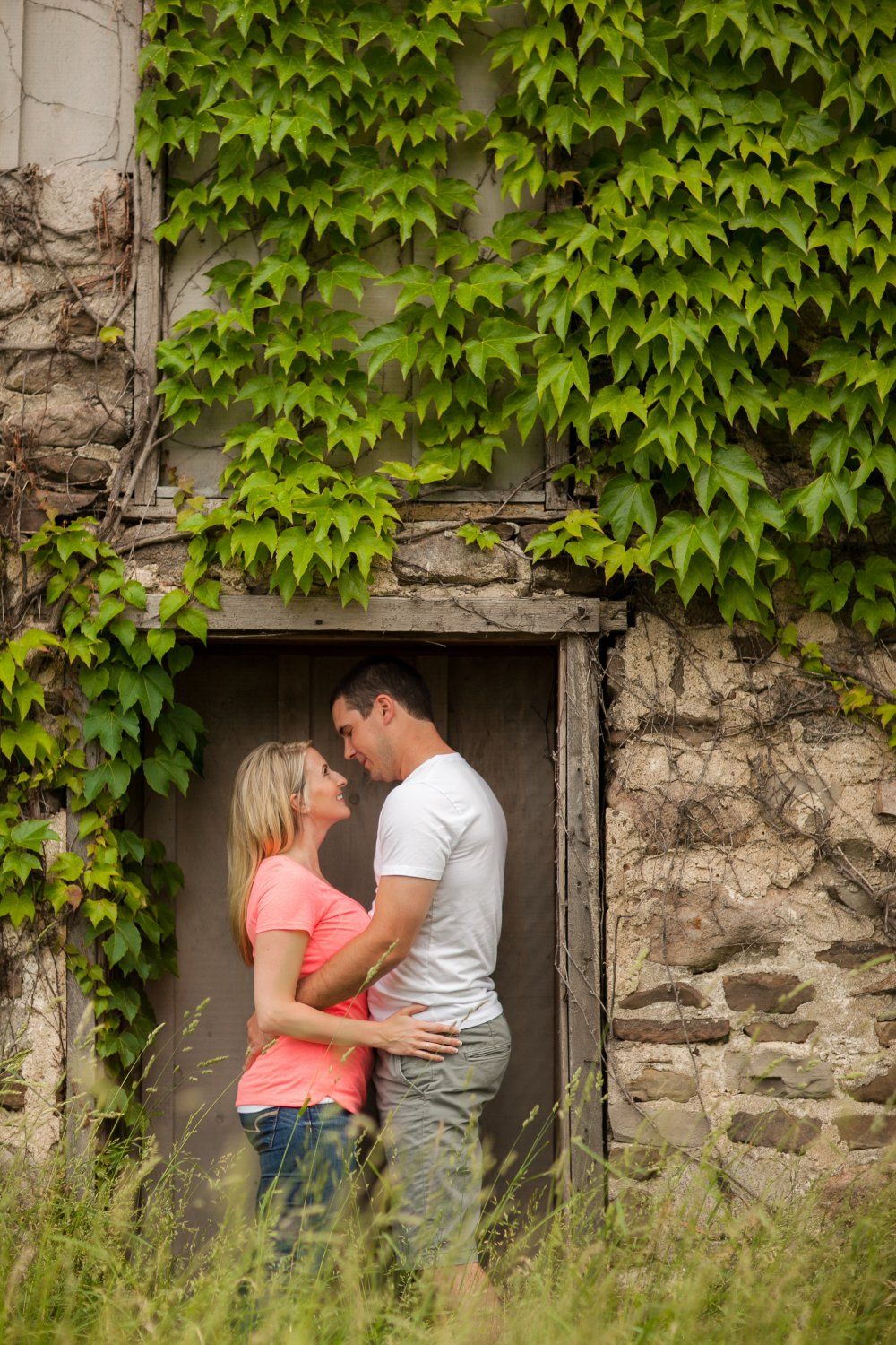 JF Hannigan Photography Engagement Session: Emily and Josh: a walk in the parks 3