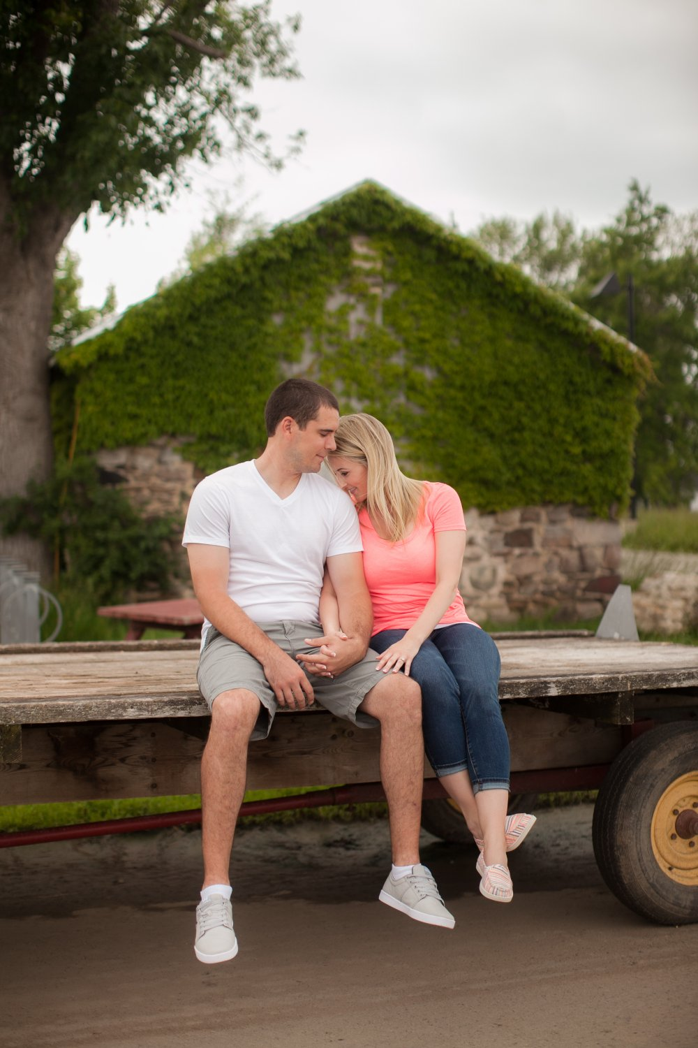 JF Hannigan Photography Engagement Session: Emily and Josh: a walk in the parks 4