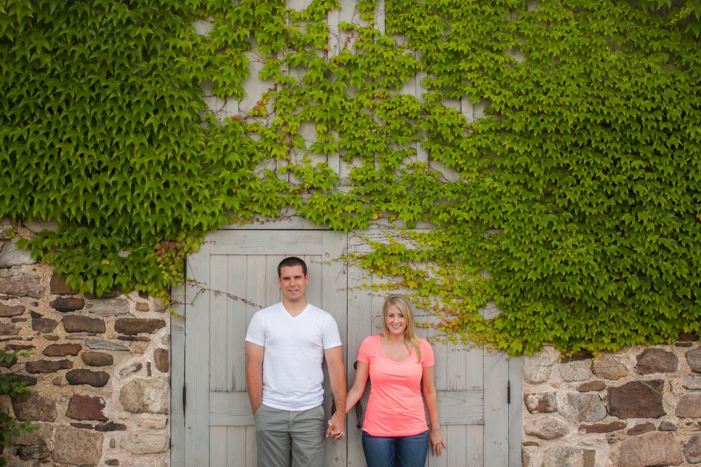 JF Hannigan Photography Engagement Session: Emily and Josh: a walk in the parks 1