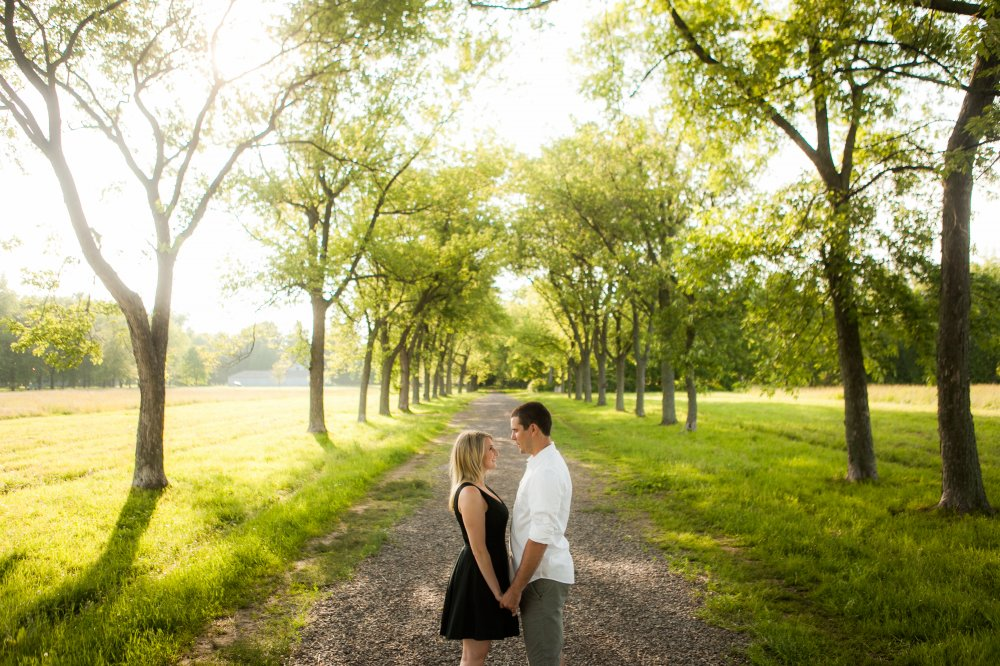 JF Hannigan Photography Engagement Session: Emily and Josh: a walk in the parks 10