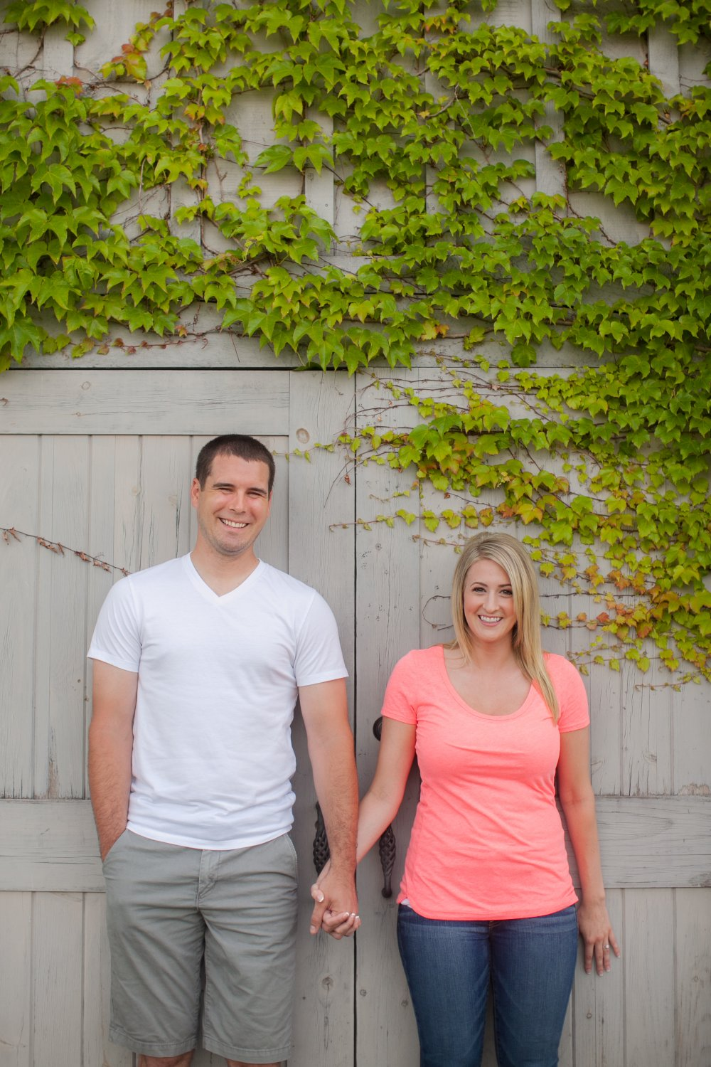 JF Hannigan Photography Engagement Session: Emily and Josh: a walk in the parks 2