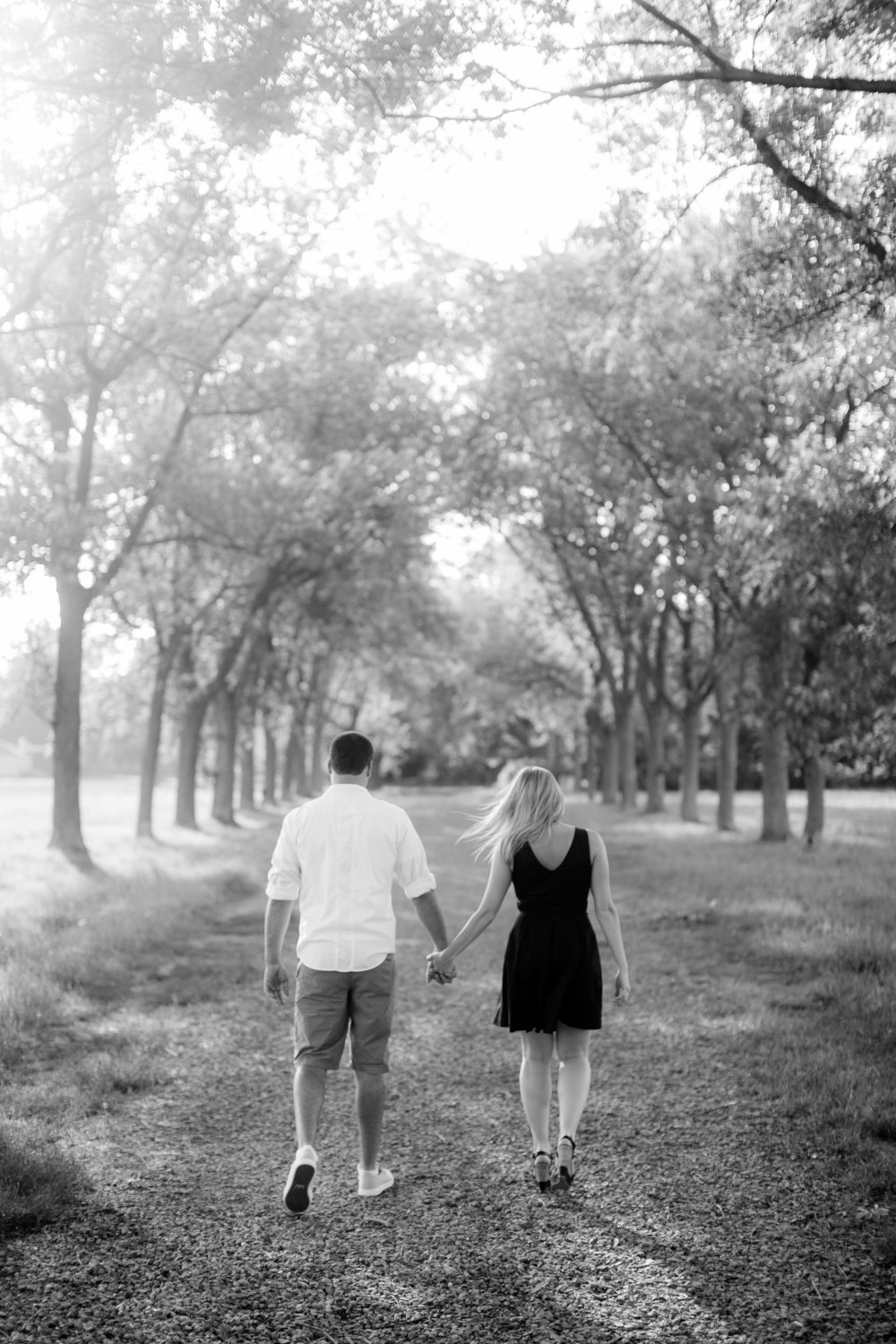 JF Hannigan Photography Engagement Session: Emily and Josh: a walk in the parks 11