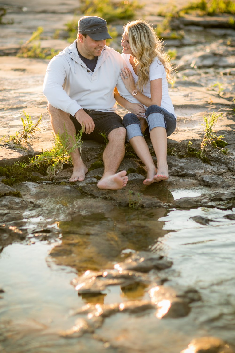 JF Hannigan Photography Engagement Session: Jenna and Brad: from shore to shore 11