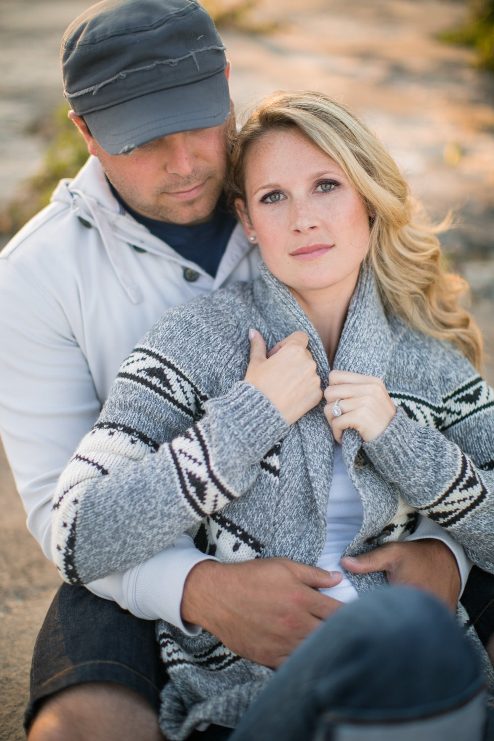 JF Hannigan Photography Engagement Session: Jenna and Brad: from shore to shore 14