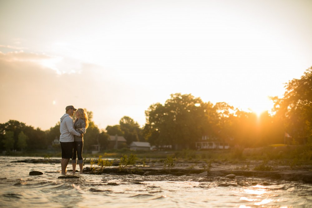JF Hannigan Photography Engagement Session: Jenna and Brad: from shore to shore 15
