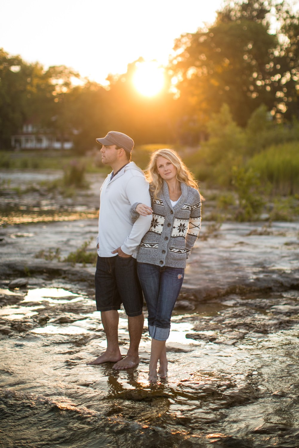 JF Hannigan Photography Engagement Session: Jenna and Brad: from shore to shore 16