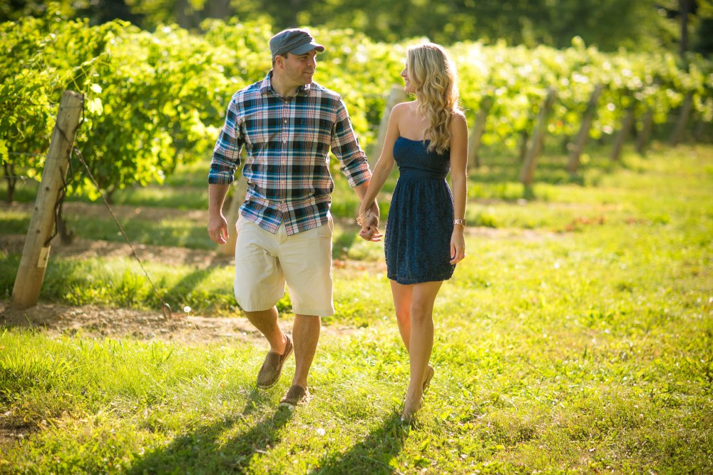 JF Hannigan Photography Engagement Session: Jenna and Brad: from shore to shore 1