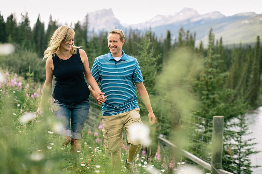 JF Hannigan Photography Engagement Session: Alex and Mel: Go west! 1