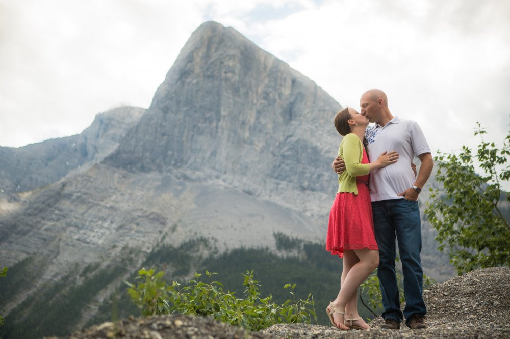 JF Hannigan Photography Engagement Session: Elise and Scott: a morning in the mountains 13