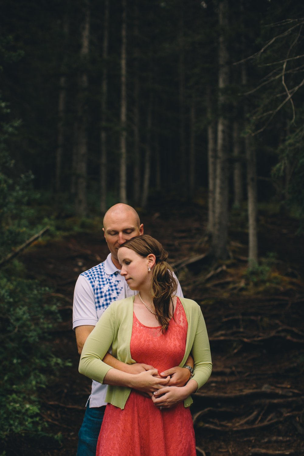JF Hannigan Photography Engagement Session: Elise and Scott: a morning in the mountains 3