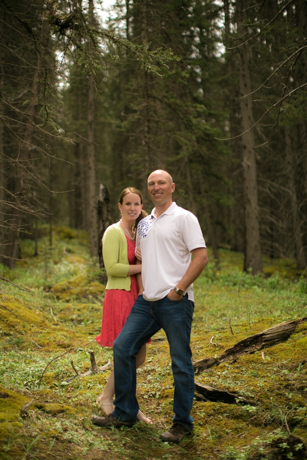JF Hannigan Photography Engagement Session: Elise and Scott: a morning in the mountains 4