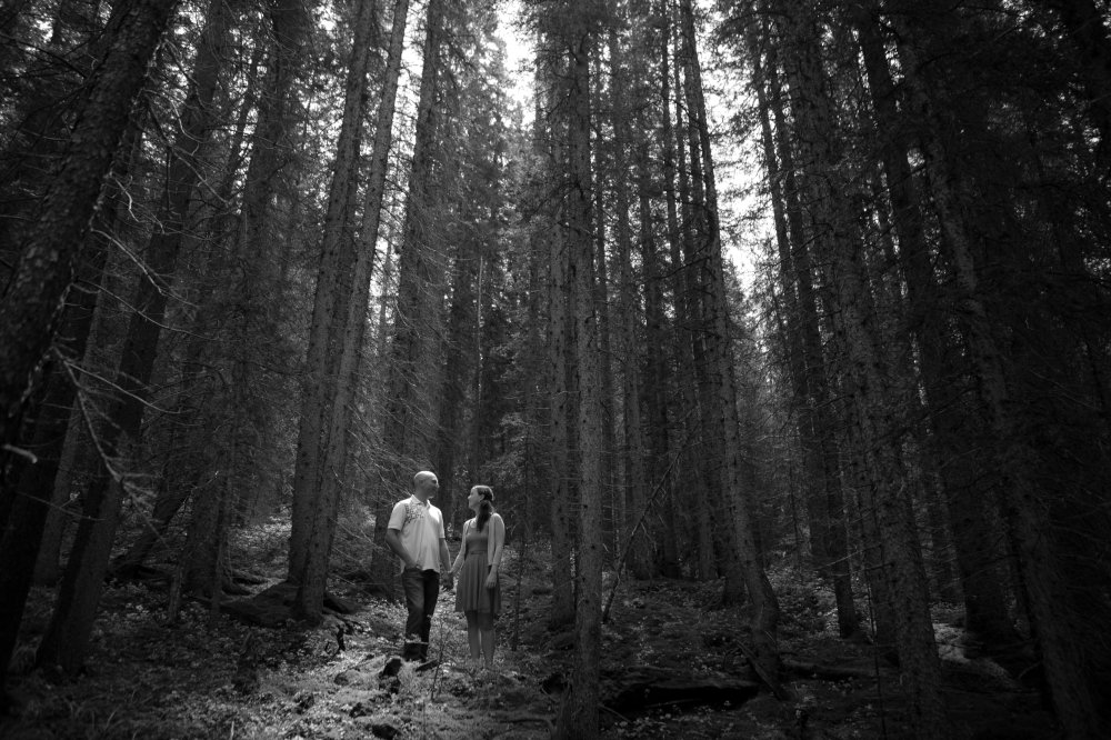 JF Hannigan Photography Engagement Session: Elise and Scott: a morning in the mountains 6