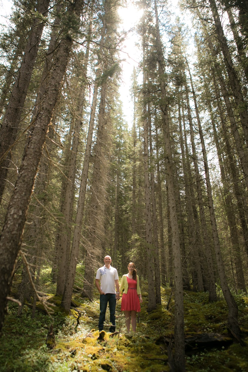 JF Hannigan Photography Engagement Session: Elise and Scott: a morning in the mountains 7