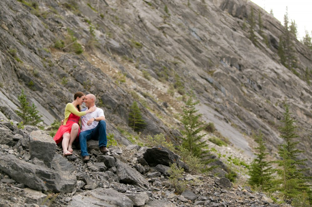 JF Hannigan Photography Engagement Session: Elise and Scott: a morning in the mountains 8