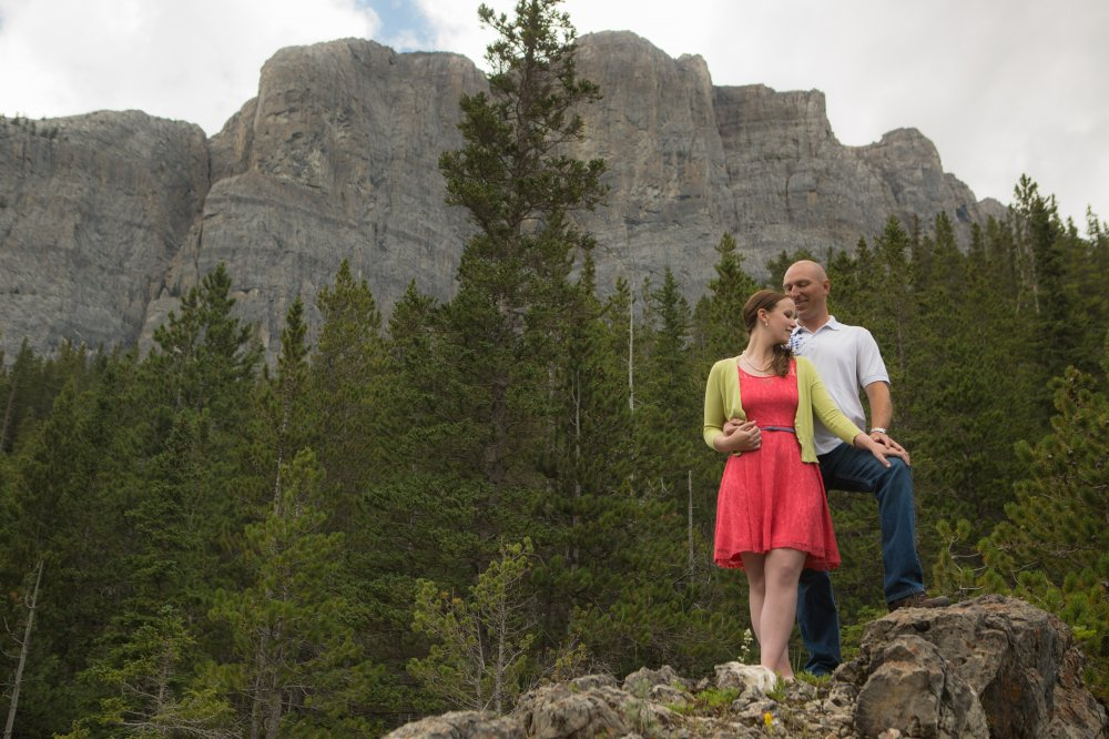 JF Hannigan Photography Engagement Session: Elise and Scott: a morning in the mountains 11
