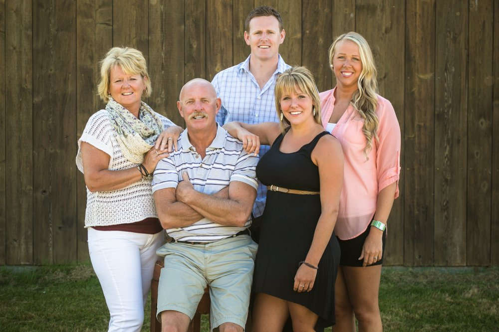JF Hannigan Photography Portrait Session: The Beach Family 2