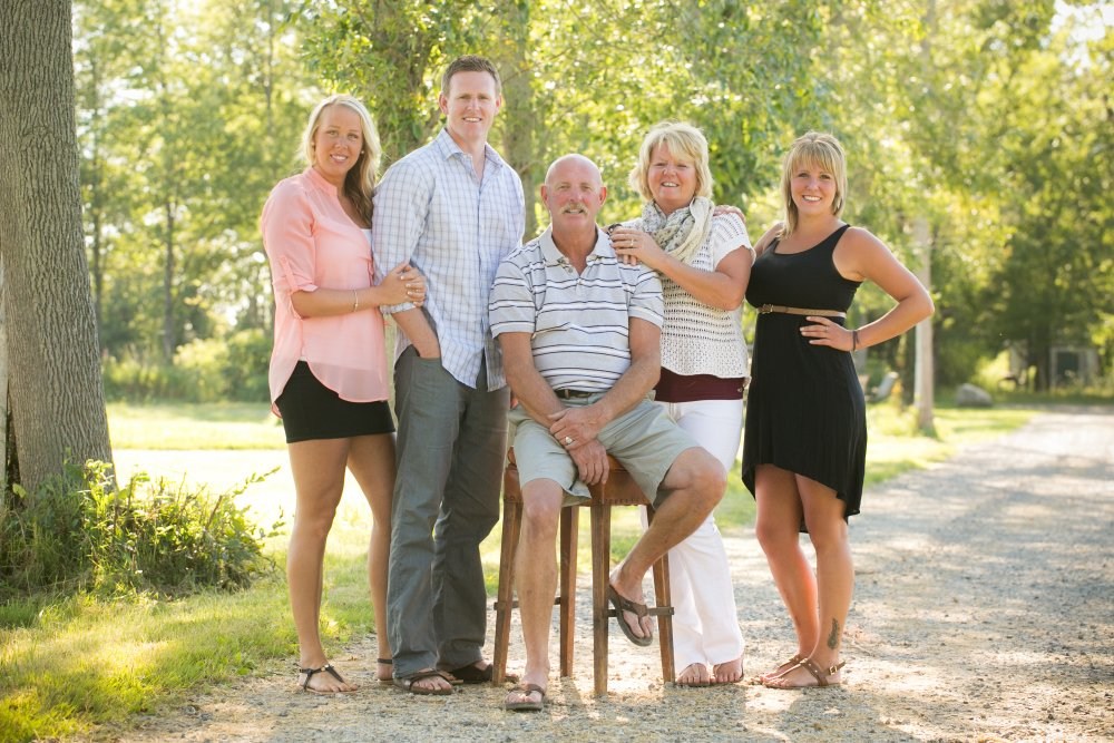 JF Hannigan Photography Portrait Session: The Beach Family 1