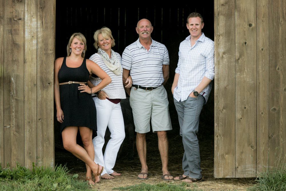JF Hannigan Photography Portrait Session: The Beach Family 7