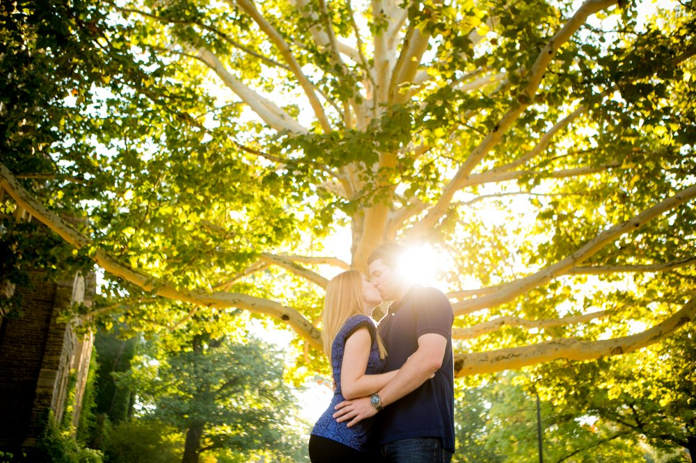 JF Hannigan Photography Engagement Session: Christine and Mark: a macmaster morning 2