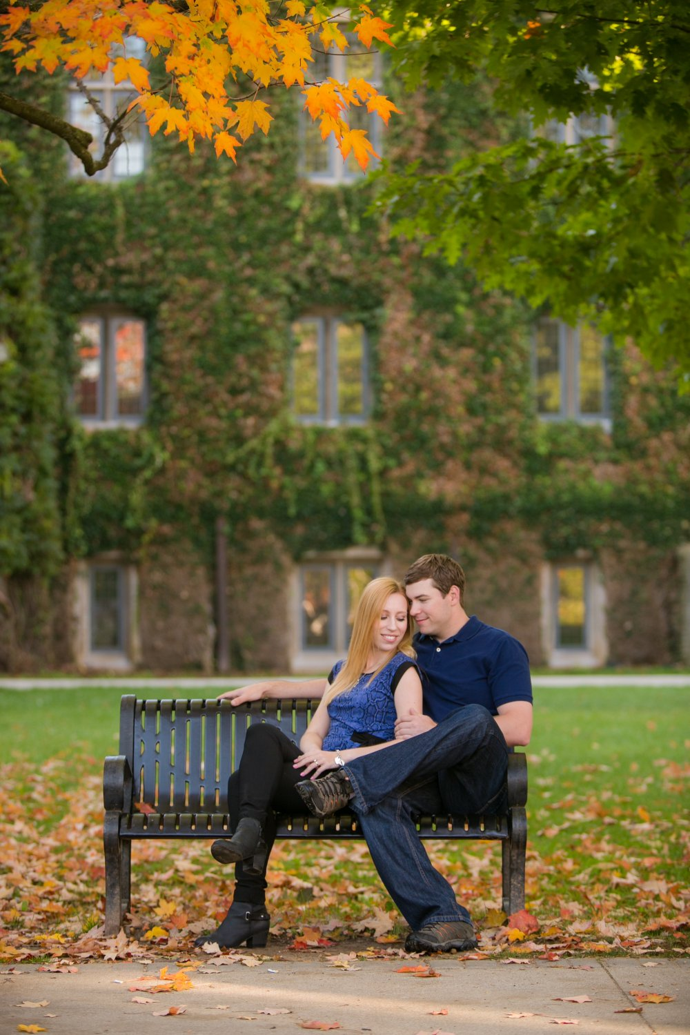 JF Hannigan Photography Engagement Session: Christine and Mark: a macmaster morning 1