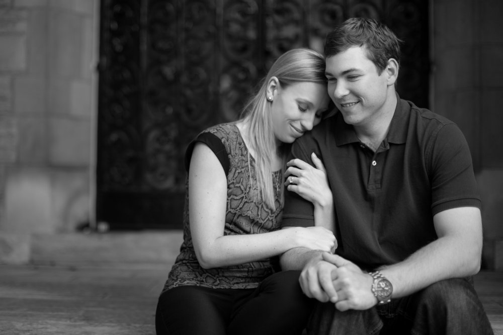 JF Hannigan Photography Engagement Session: Christine and Mark: a macmaster morning 5