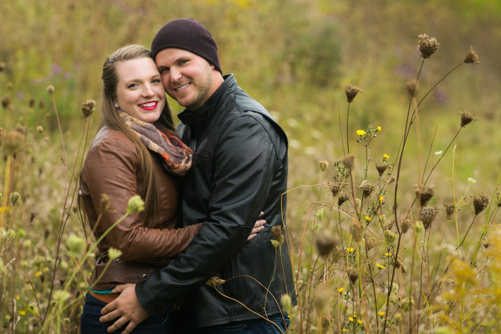 JF Hannigan Photography Engagement Session: Megan and Bryan: dodging rain drops 2
