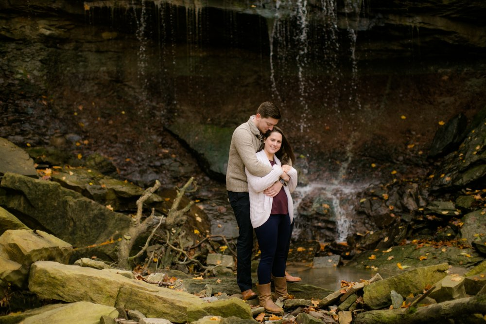 JF Hannigan Photography Engagement Session: Laura and Mike: on Locke down 17