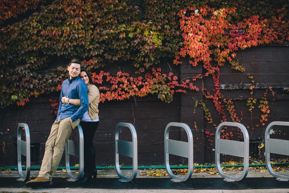 JF Hannigan Photography Engagement Session: Laura and Mike: on Locke down 11