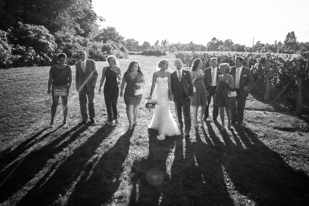 JF Hannigan Wedding Photography: Amanda and Will: party in the vineyard 58