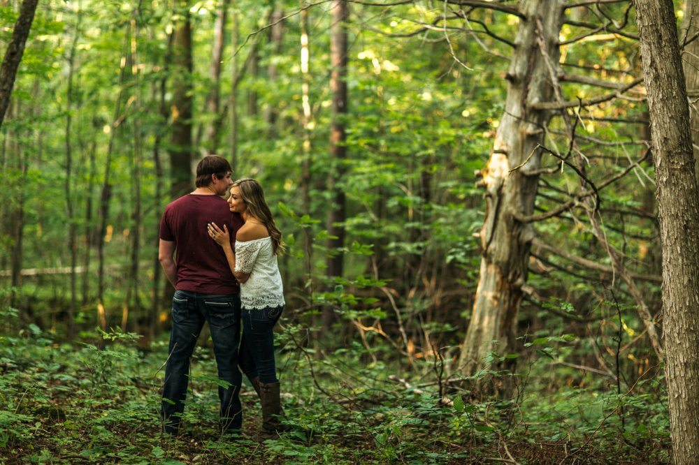 JF Hannigan Photography Engagement Session: Kassandra and Matt: Sunny Saugeen Shores 12