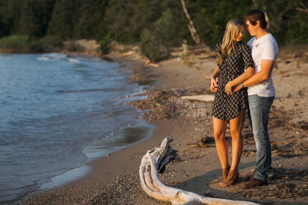JF Hannigan Photography Engagement Session: Kassandra and Matt: Sunny Saugeen Shores 17