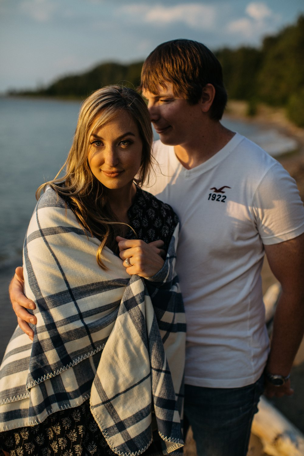 JF Hannigan Photography Engagement Session: Kassandra and Matt: Sunny Saugeen Shores 18