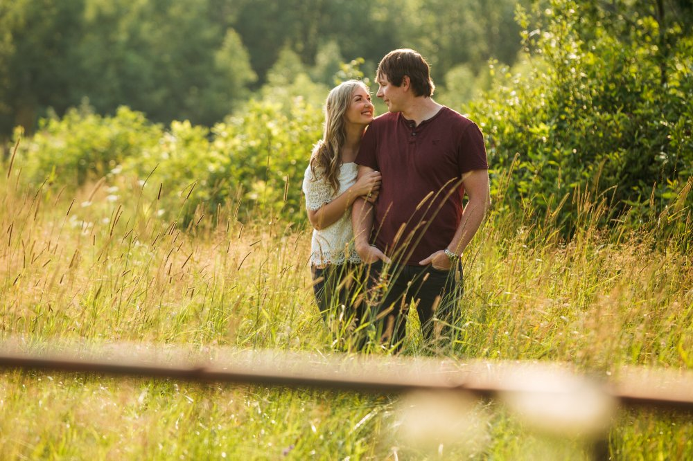 JF Hannigan Photography Engagement Session: Kassandra and Matt: Sunny Saugeen Shores 6