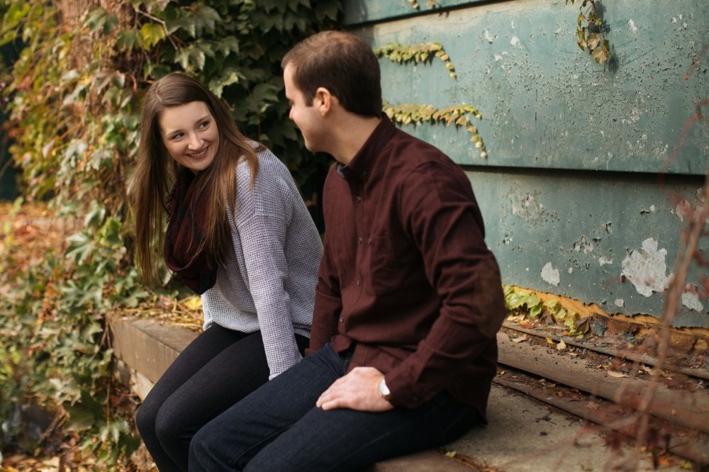 JF Hannigan Photography Engagement Session: Tara and Michael: Distilled and Chilled 8