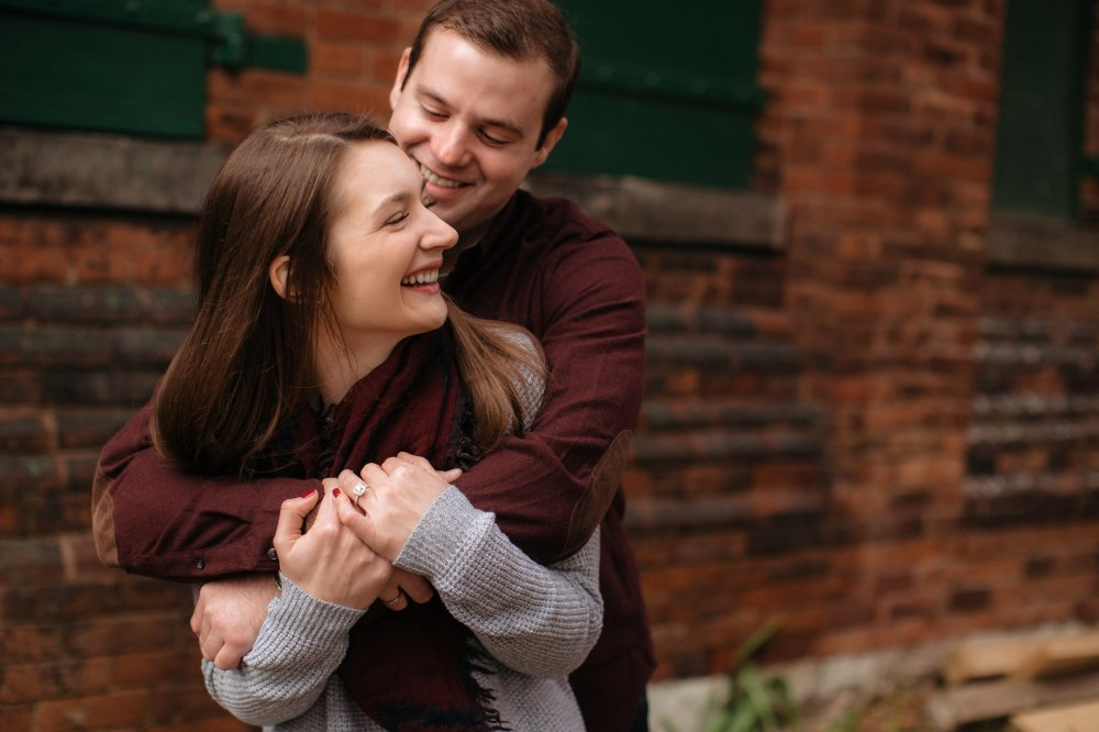 JF Hannigan Photography Engagement Session: Tara and Michael: Distilled and Chilled 1