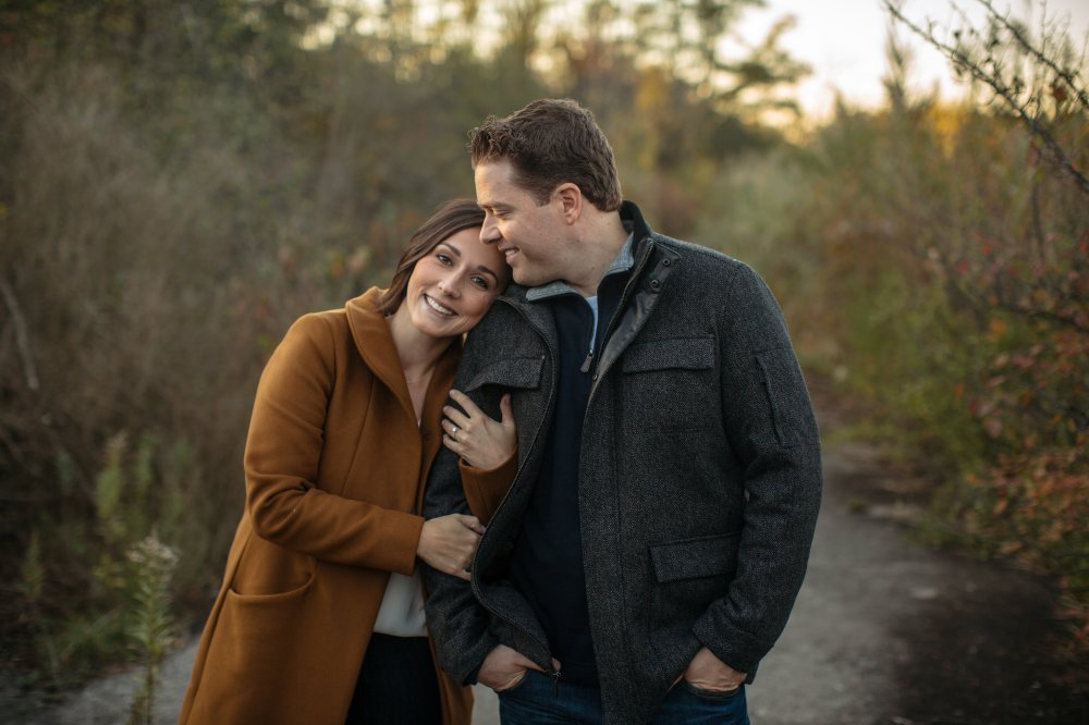 JF Hannigan Photography Engagement Session: Amy and Dave: walking on water 16